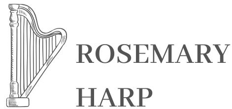 Rosemary Harp